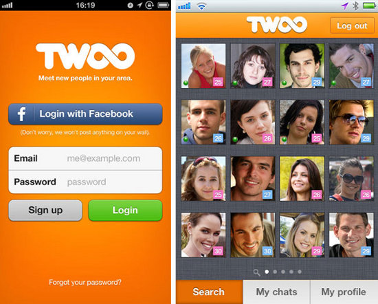twoo ios apple